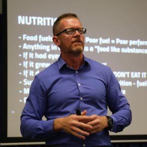 Shaun O'Gorman Keynote Speaker