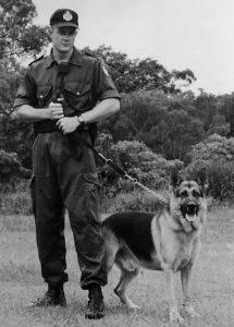Shaun O'Gorman Dog Squad